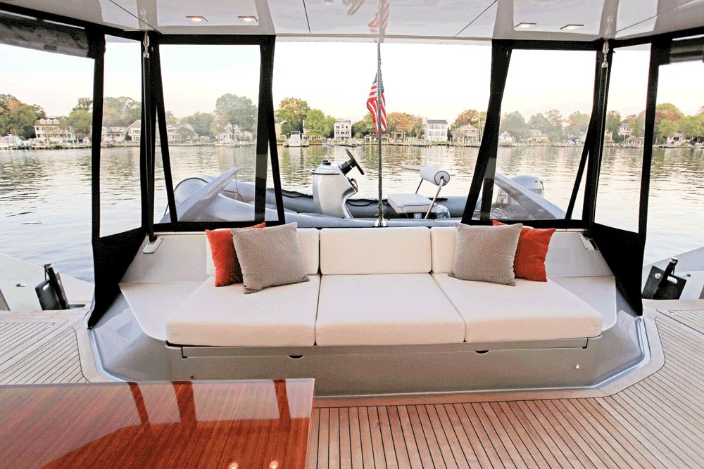 Tremendous Gunboat 55 Boat Test Creativecarmelina Interior Chair Design Creativecarmelinacom