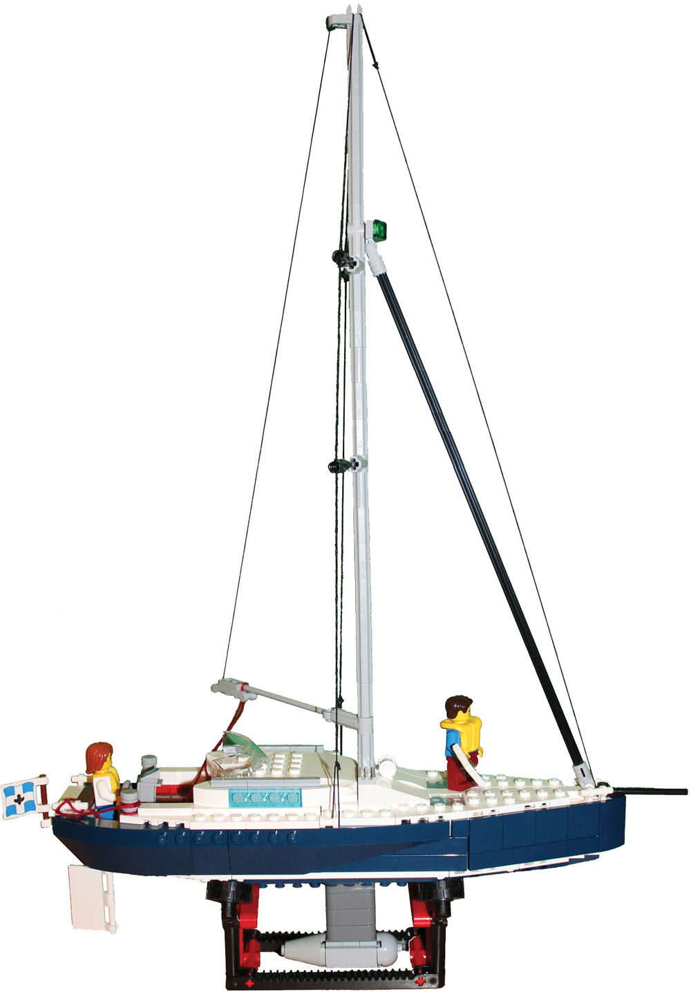 Lego my boat kit