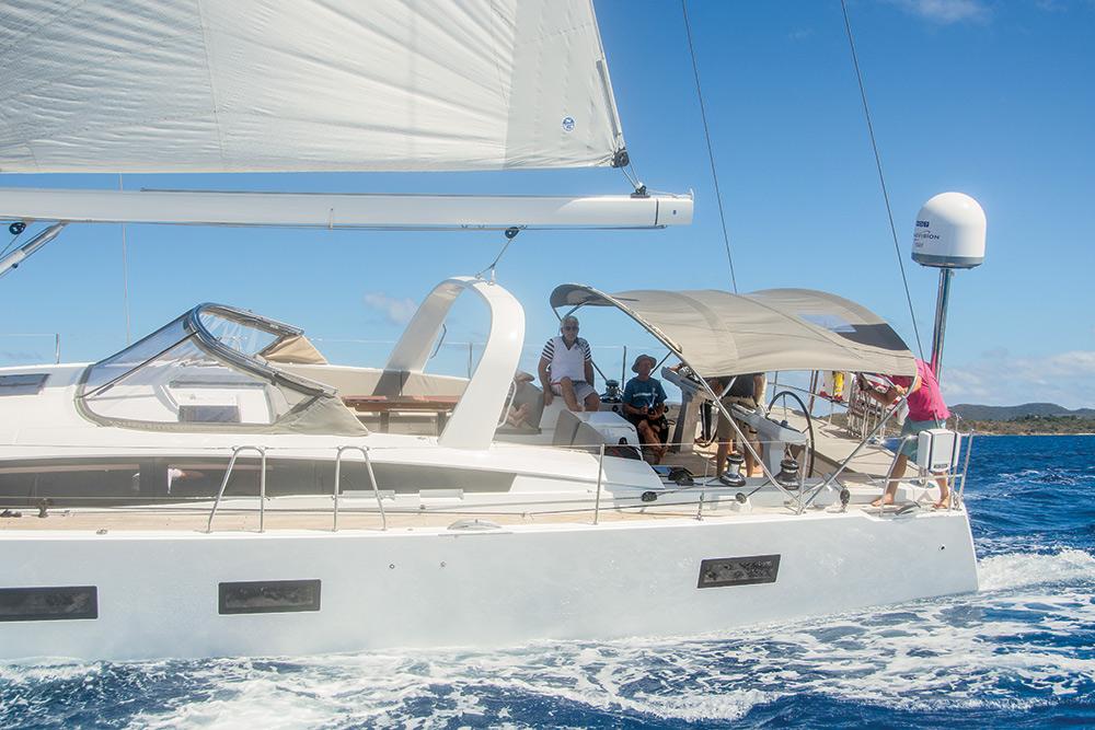 Boat test: Jeanneau 64