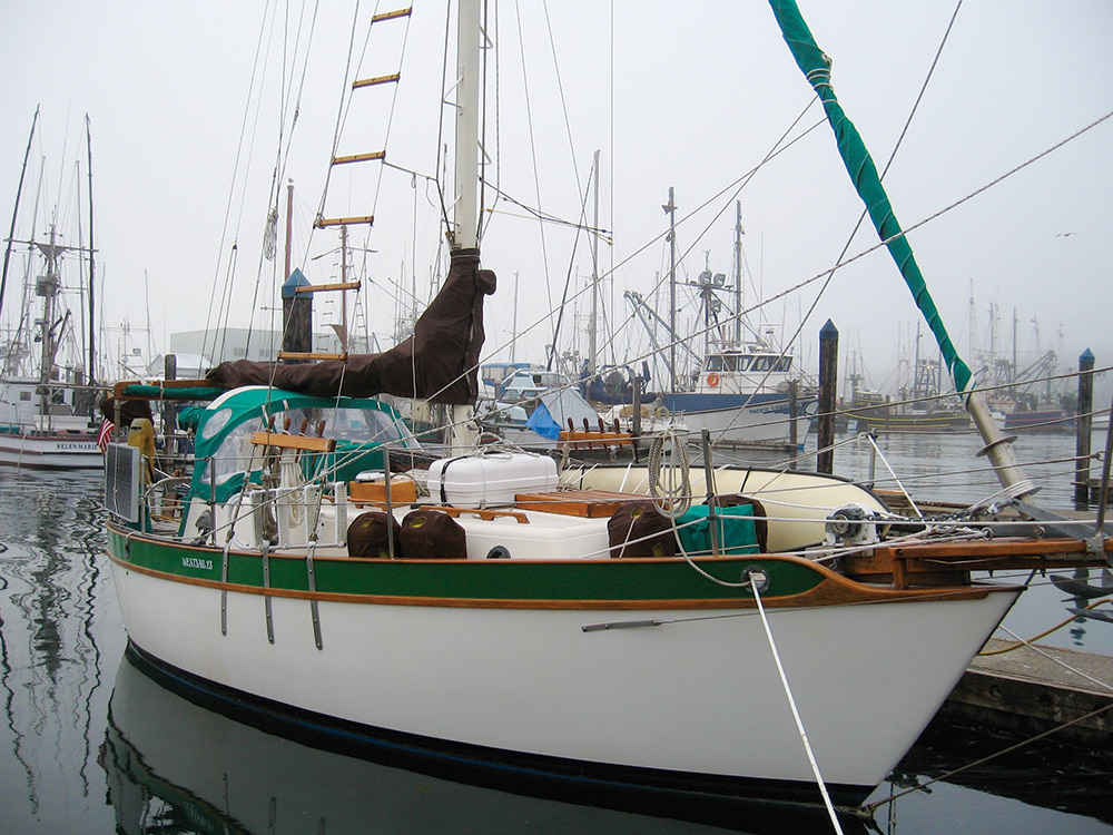 Used Boat Notebook: Westsail 28